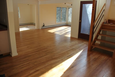 Floors, Wood Floor Refinishing