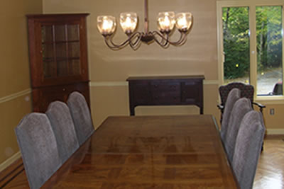 Dining Room, Interior Painting